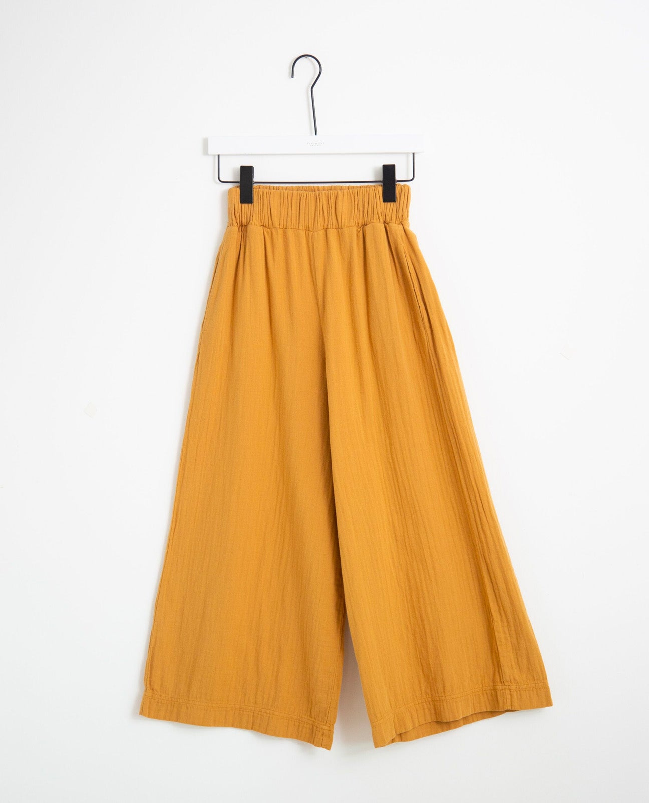 Evora Organic Cotton Trousers In Sun