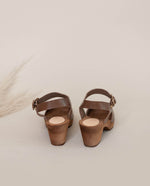 Fresta Clogs In Birch