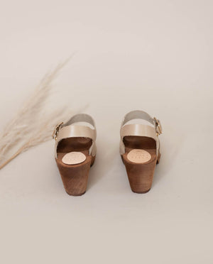 Fresta Clogs In Stone