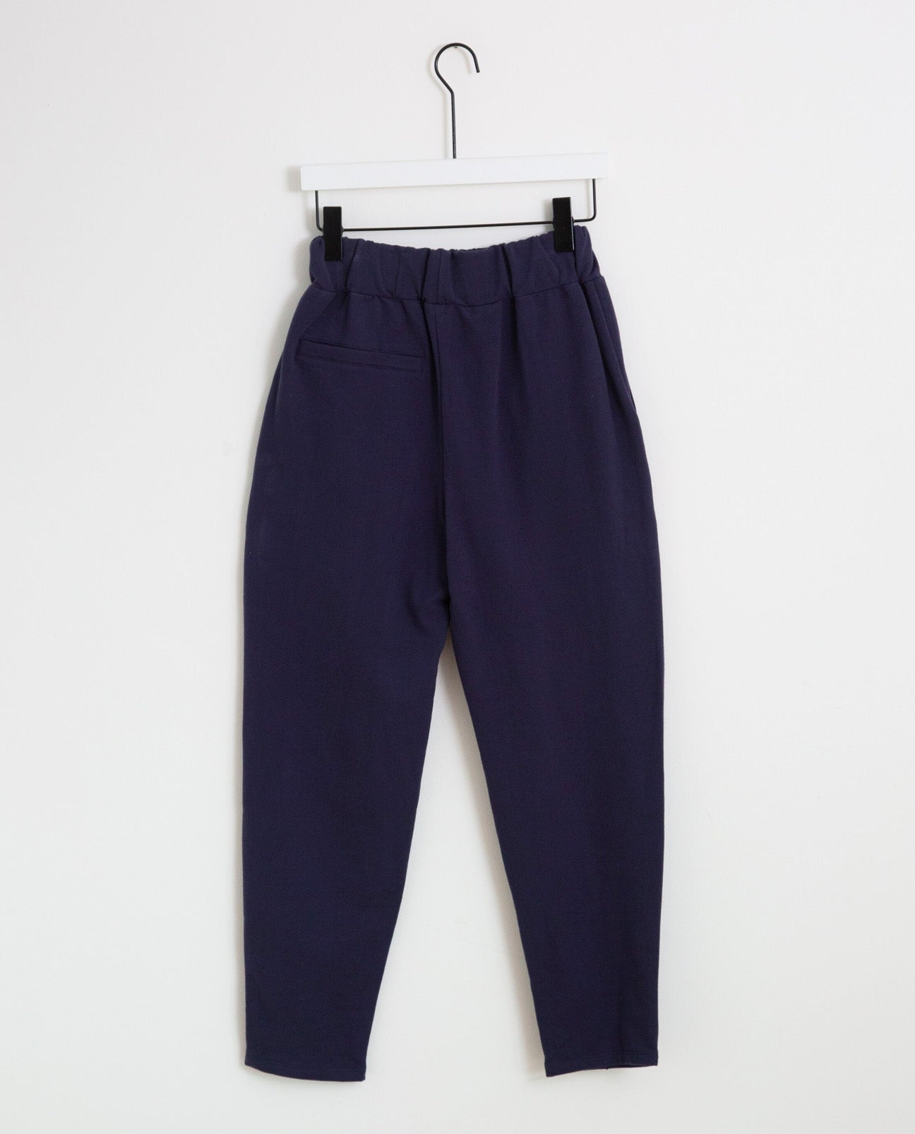George Organic Cotton Trouser In Midnight