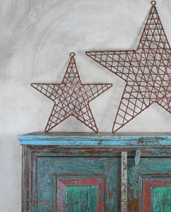 HADI Wire Star Decoration