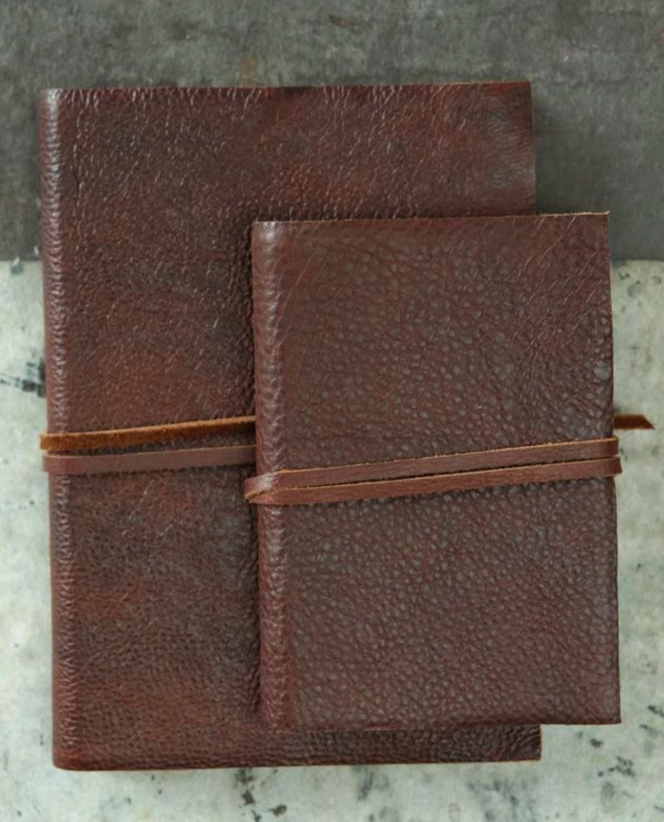 KADIRA Leather Journal