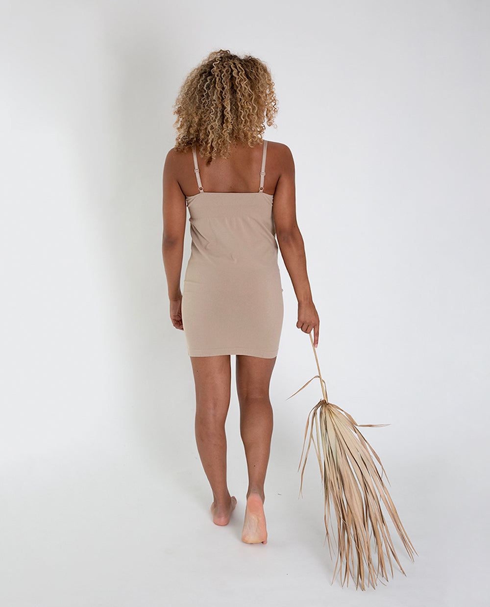 LANA Organic Cotton Slip In Nude