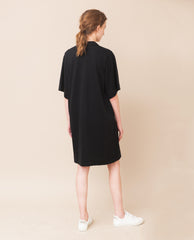 LUANA Organic Cotton Dress In Black