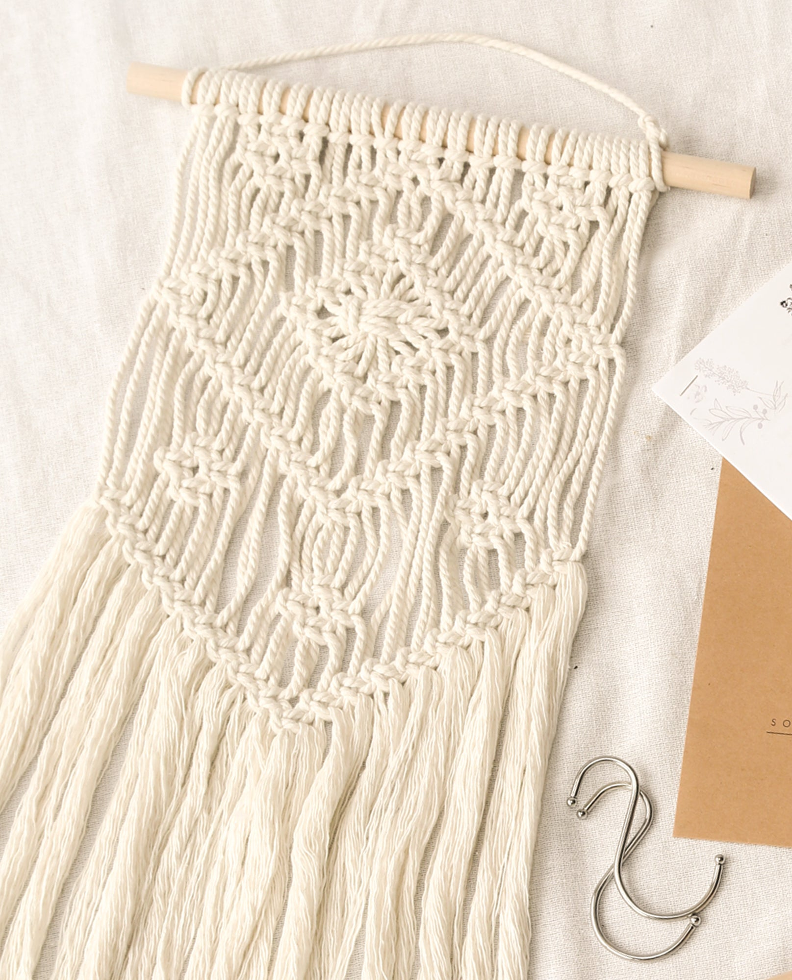 DIY Macrame Wall Hanging Kit