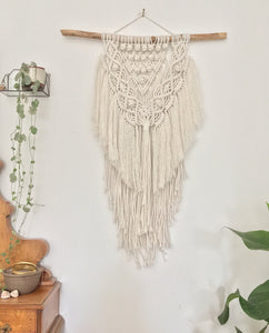 Advanced Macrame Wall Hanging Workshop