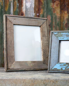 MALU Reclaimed Wood Picture Frame