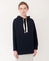 NICO Organic Cotton Hoodie In Navy