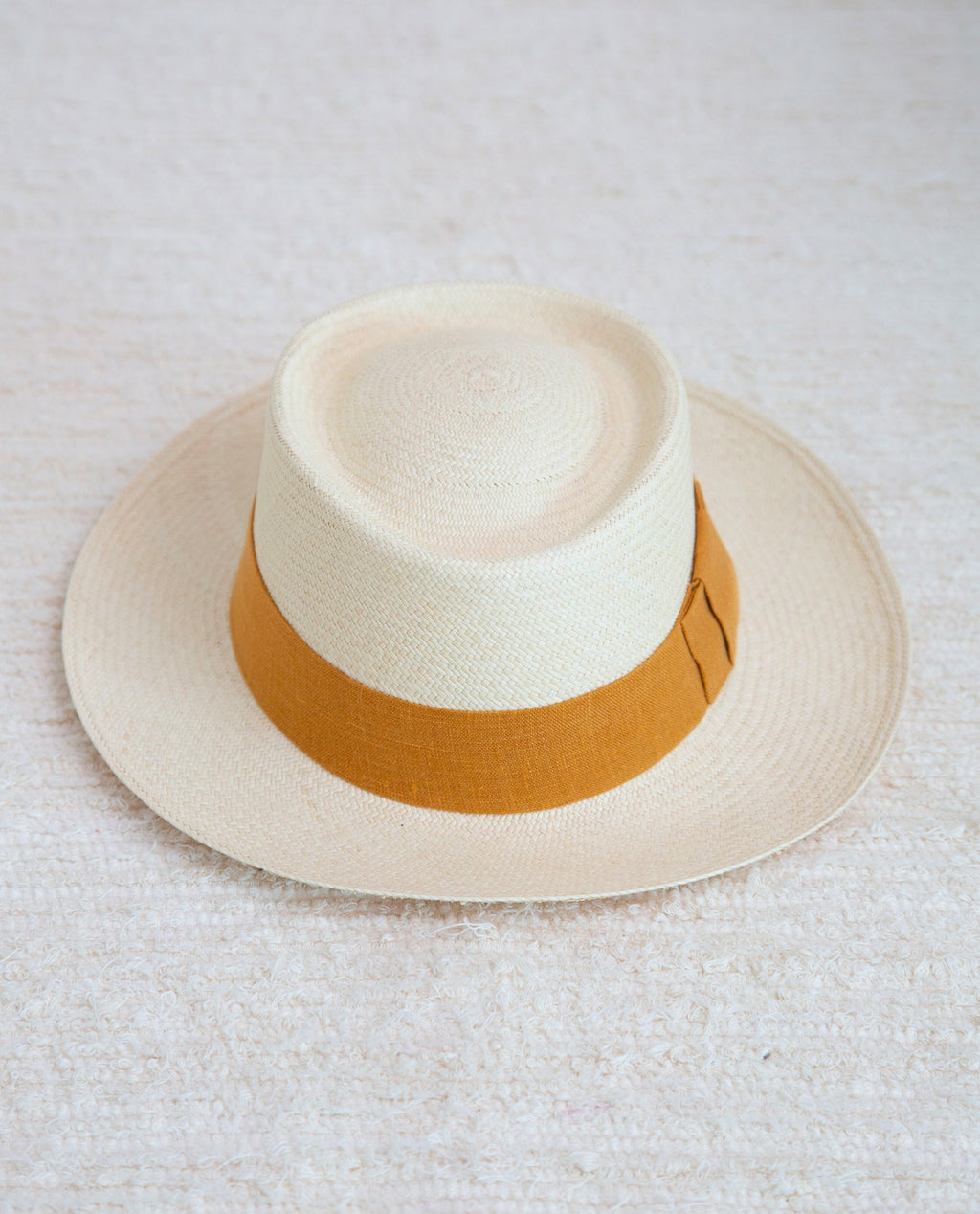 Planter Hat With Sun Trim