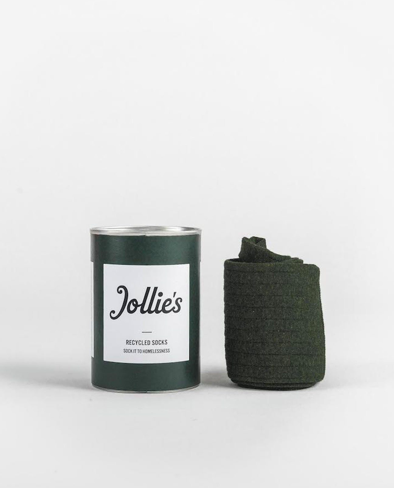 Jollie Socks - Green Recycled