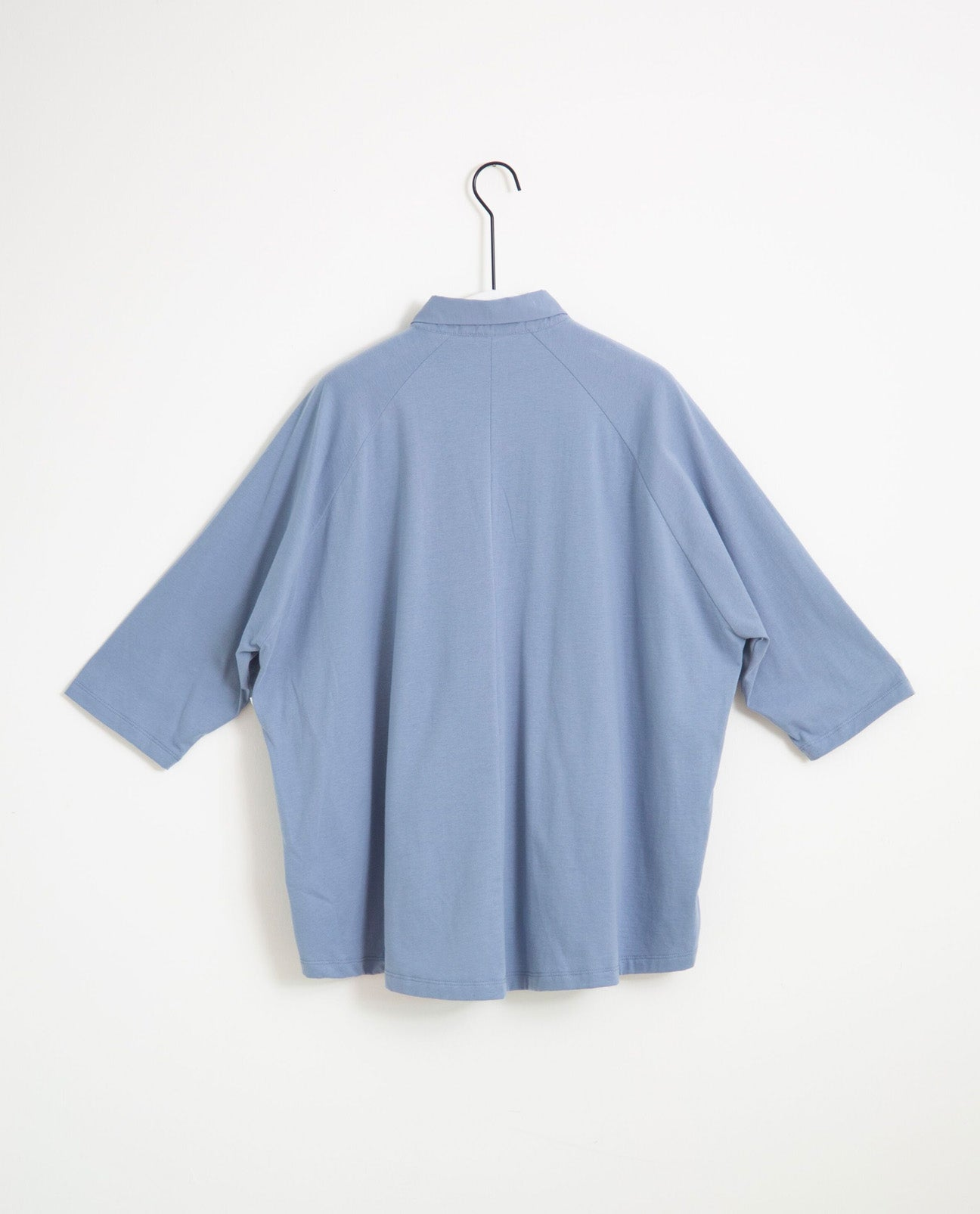 Terry Organic Cotton Shirt In Sky