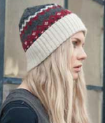 DEVON Mohair Knitted Hat
