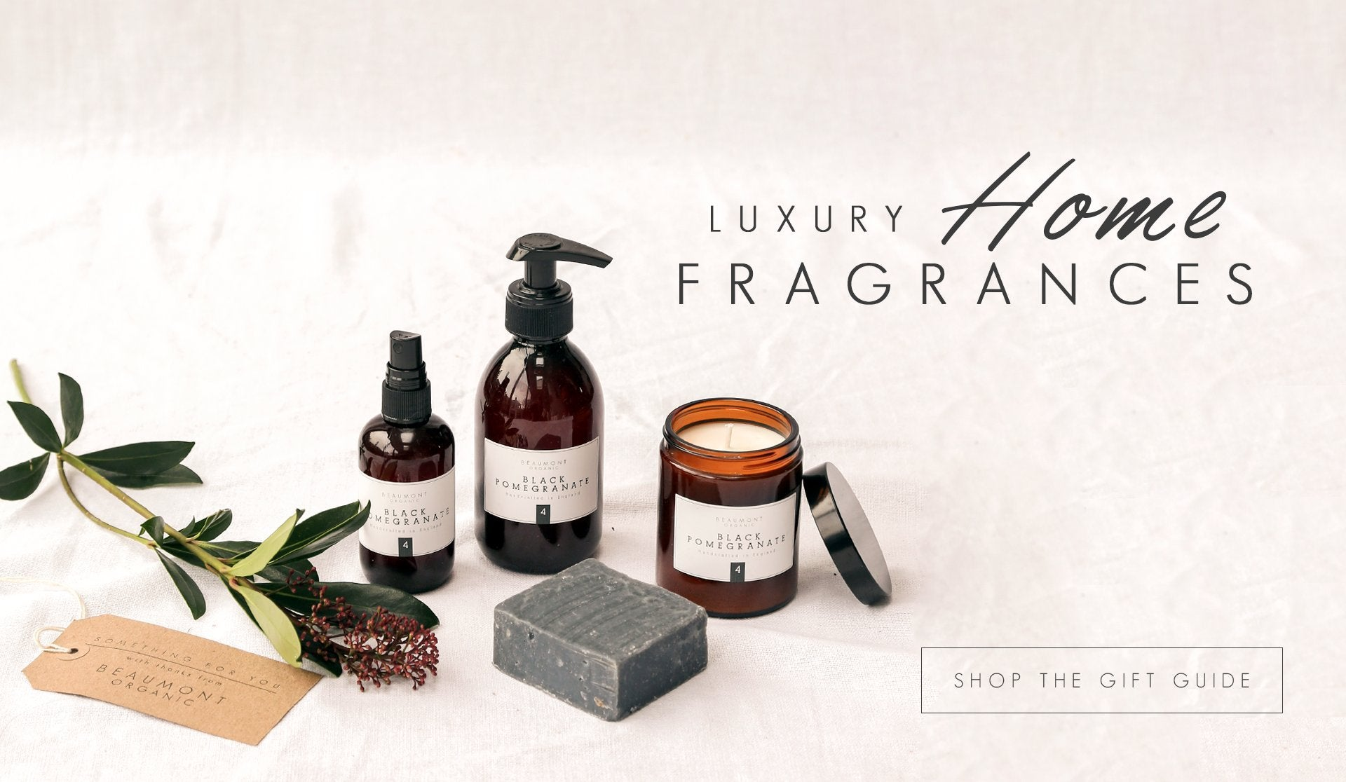 Luxury Home Fragrances | Shop the Gift Guide