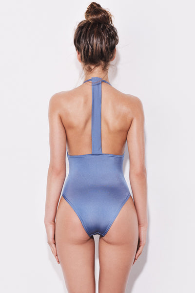 """Pemba"" swimsuit in Sky Blue"