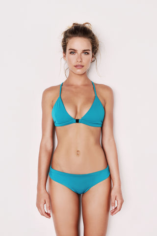"Green Adjustable Bikini ""The Yuan"""