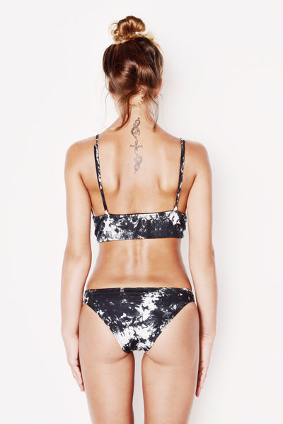 "Black Bikini Cotton - The ""Juniper' Set"""