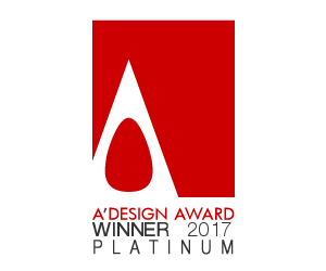 A'Design Platinum Award Winner 2017