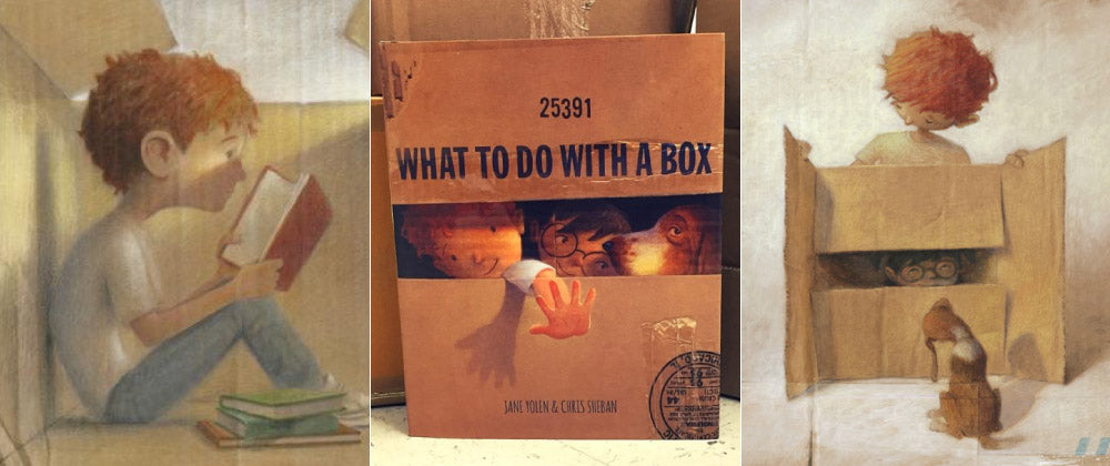Makedo Book To Inspire - What To Do With A Box