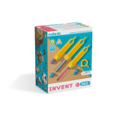 Makedo cardboard construction system - INVENT kit.