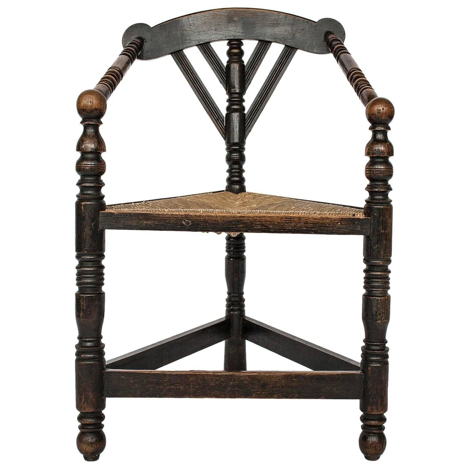 19th Century Arts and Craft Chair - A Modern Grand Tour