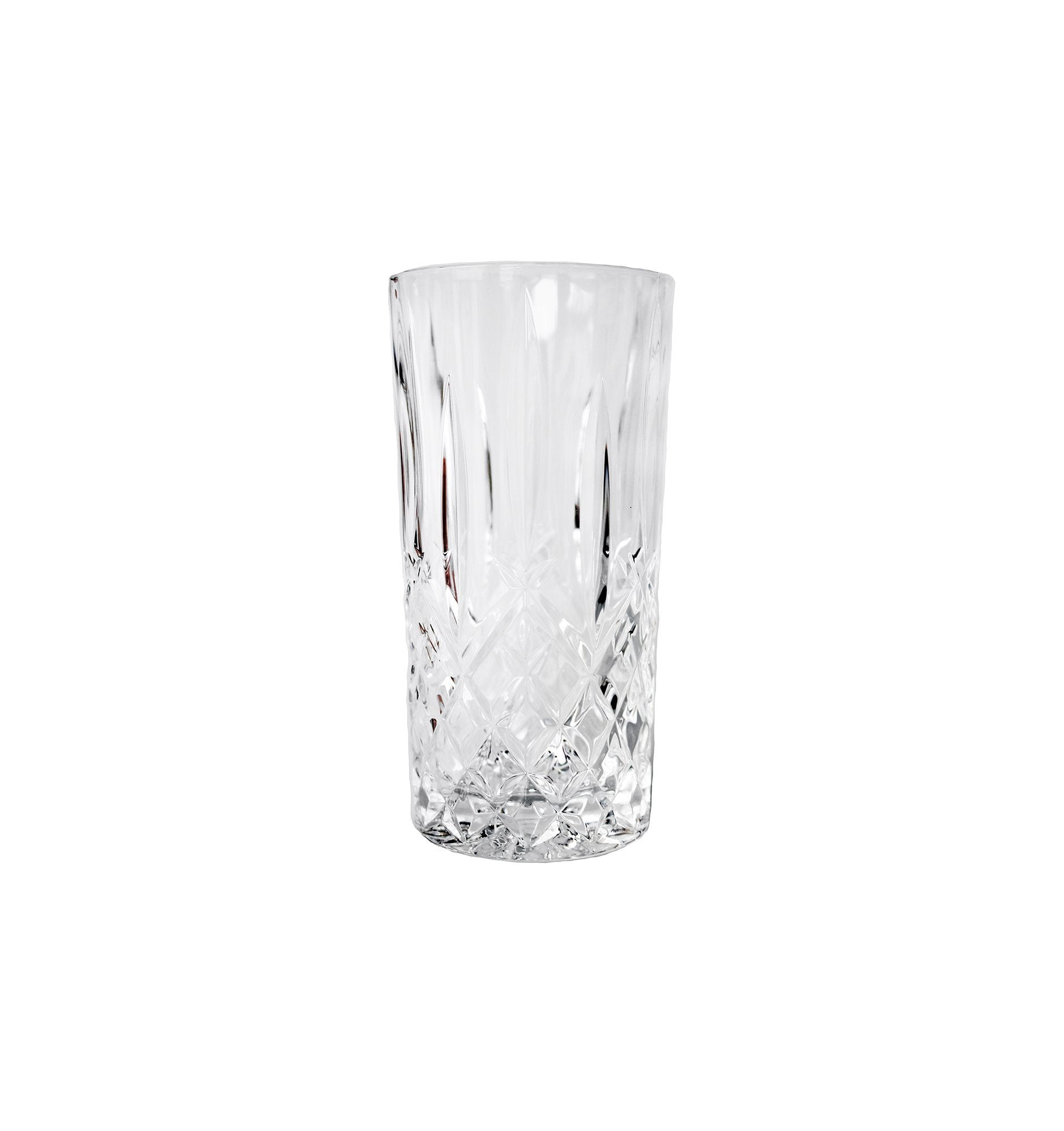 Set of 6 Highball Glasses - A Modern Grand Tour