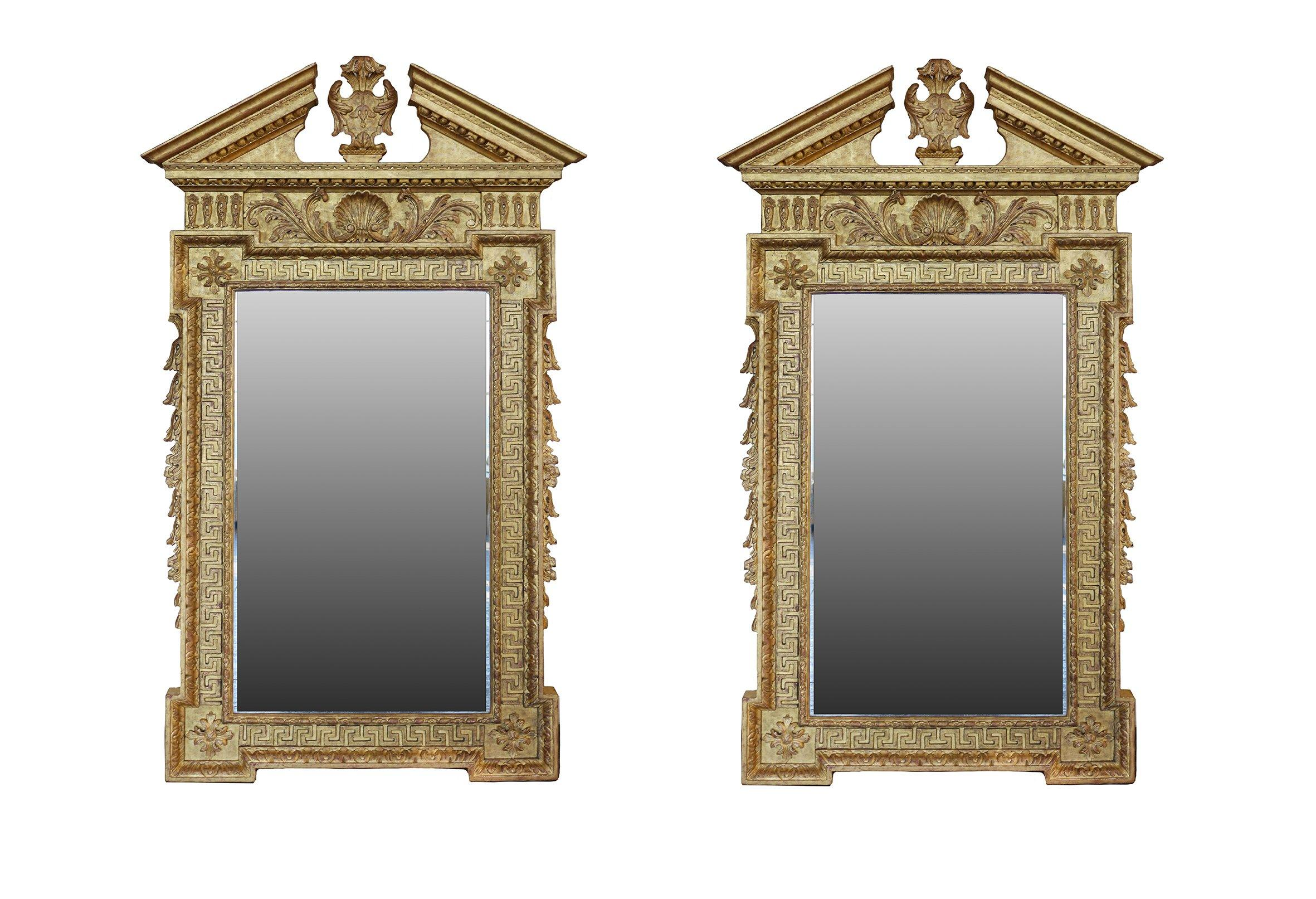 William Kent Style Wall Mirrors - A Modern Grand Tour