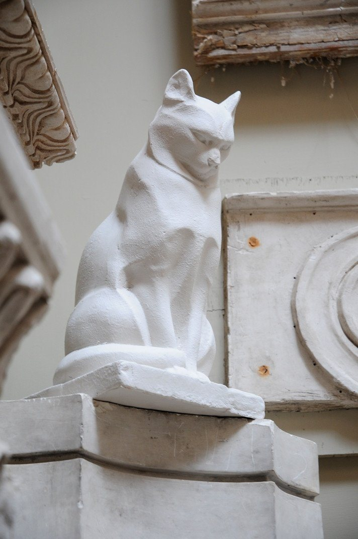 The Aynhoe Cat