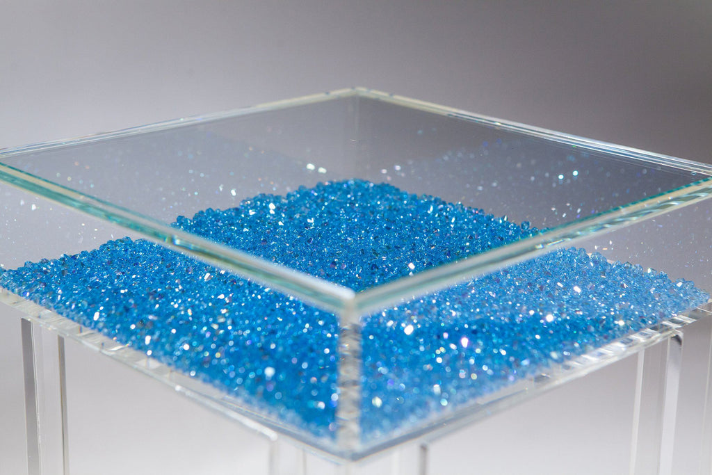 'Zillion Azure Table' by Dio Davies - A Modern Grand Tour