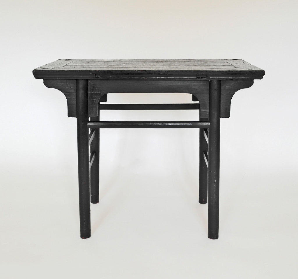 Chinese Lacquered Table - A Modern Grand Tour