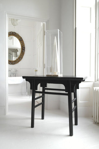 Chinese Lacquered Table