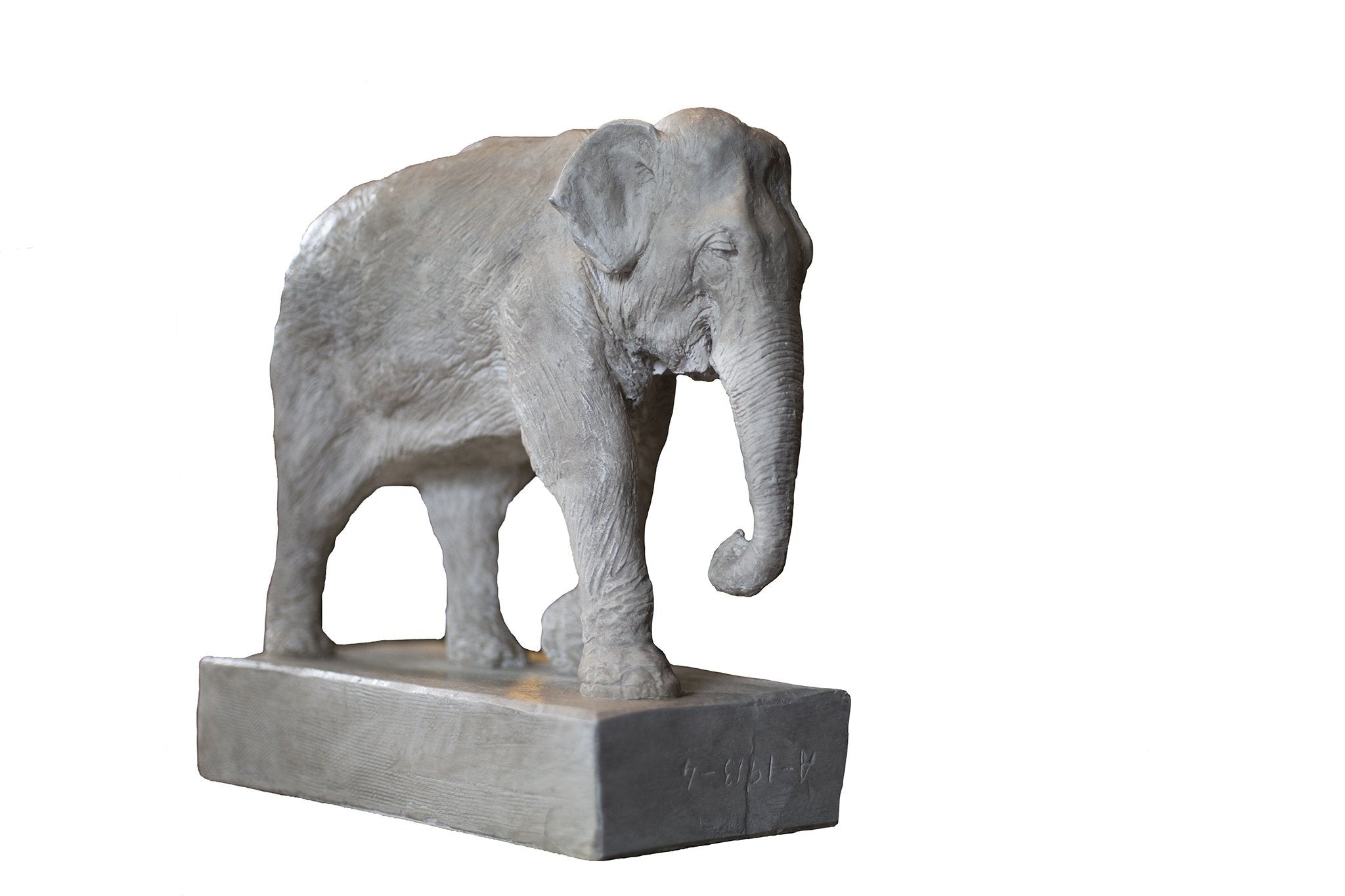 Plaster Elephant - A Modern Grand Tour