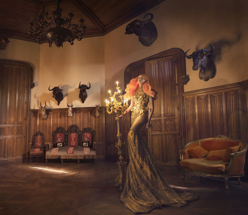 'Dawn Treader' by Miss Aniela - A Modern Grand Tour