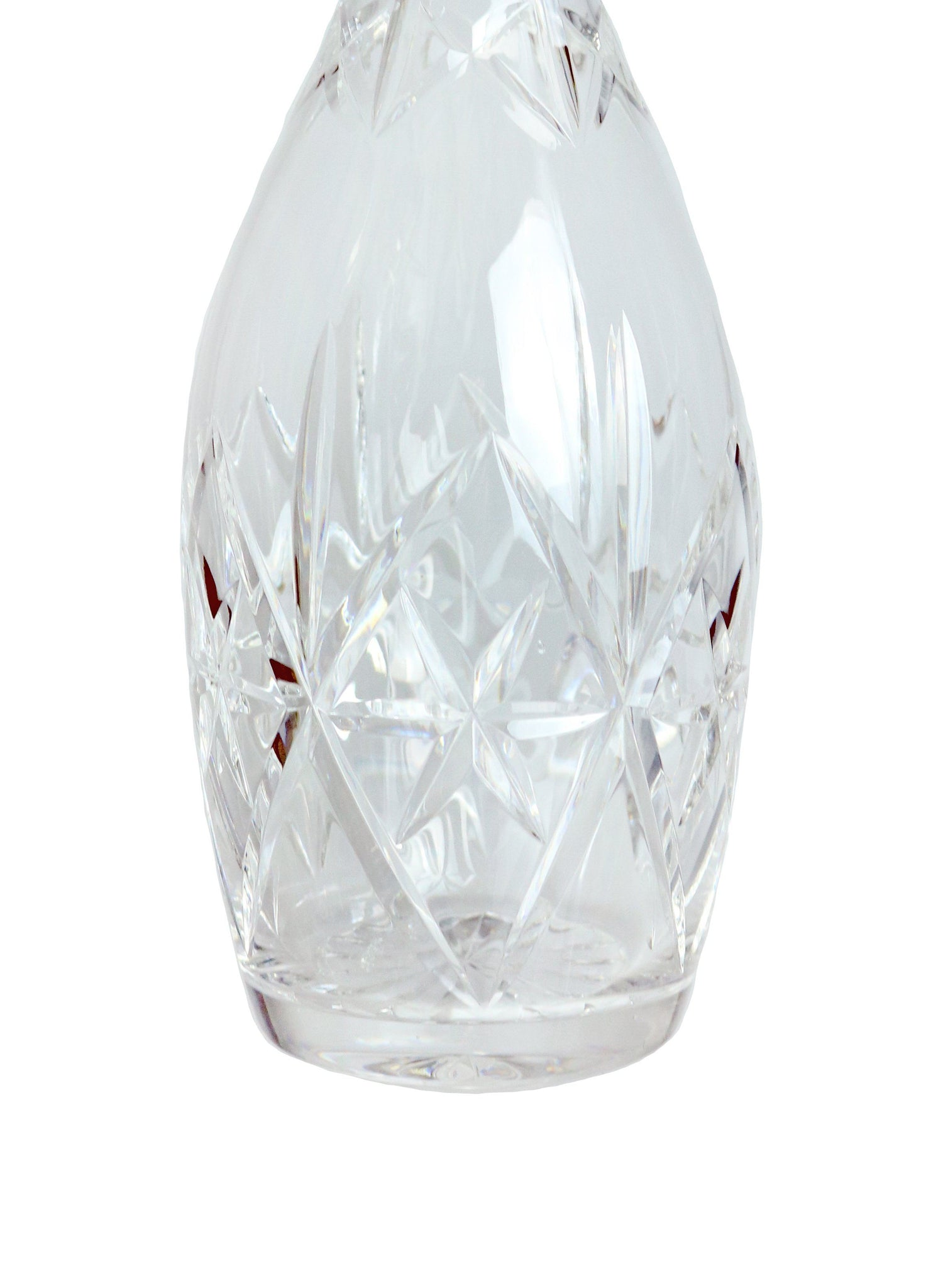Victorian Glass Drinks Decanter - A Modern Grand Tour