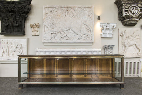 Late 19th Century Monumental Cabinet - A Modern Grand Tour