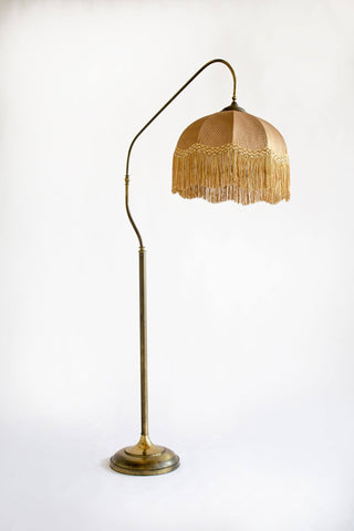 Early 20th Century Vintage Italian Arc Lamp