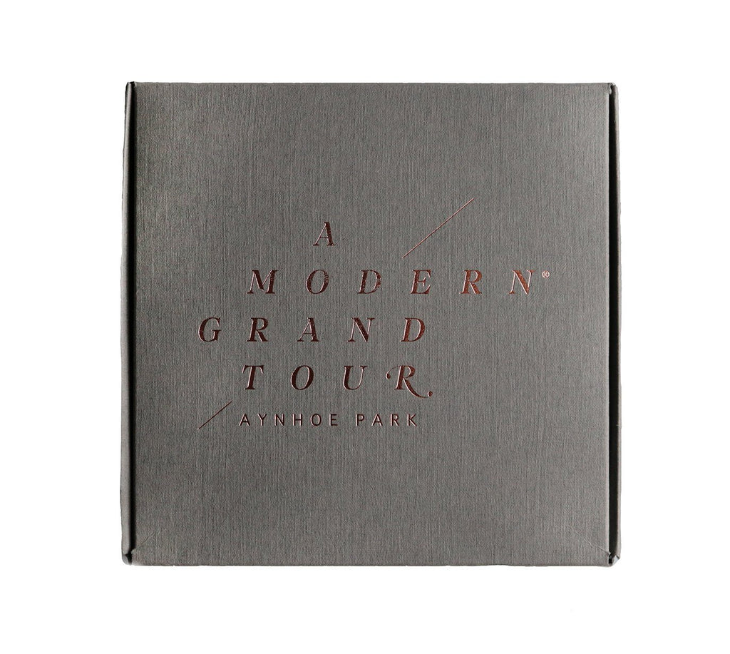 The Mini Metal Feather Lamp - Gift Card - A Modern Grand Tour