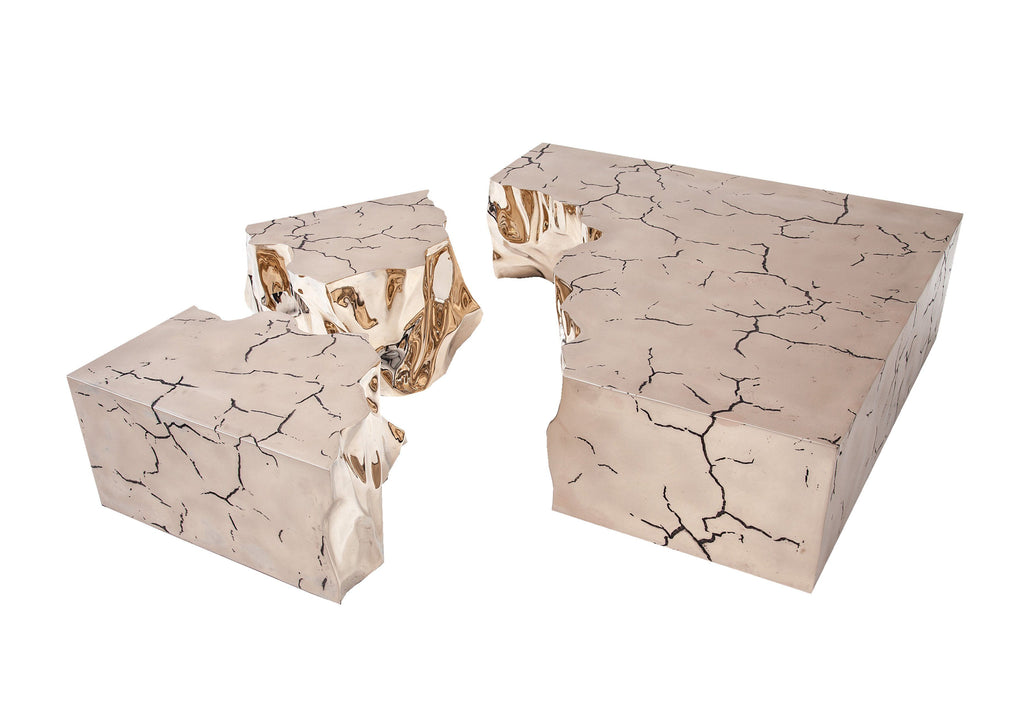 'Four Part Fragmented Coffee Table' by Based Upon - A Modern Grand Tour