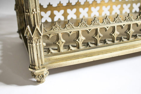 Gothic Reliquary Display Case