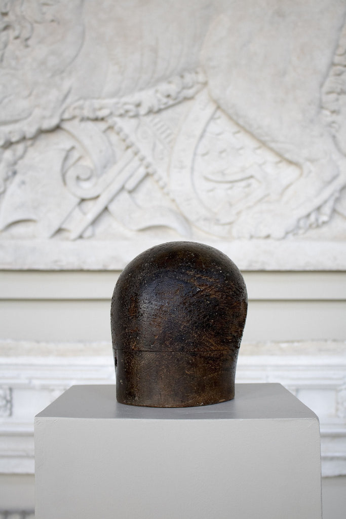 19th Century Hat/Wig Blocks - A Modern Grand Tour