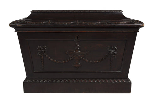 20th Century English Mahogany Cellarette