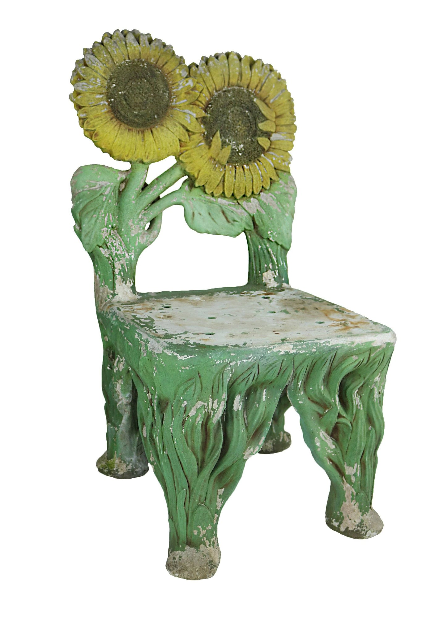 Set of 4 Sunflower Chairs