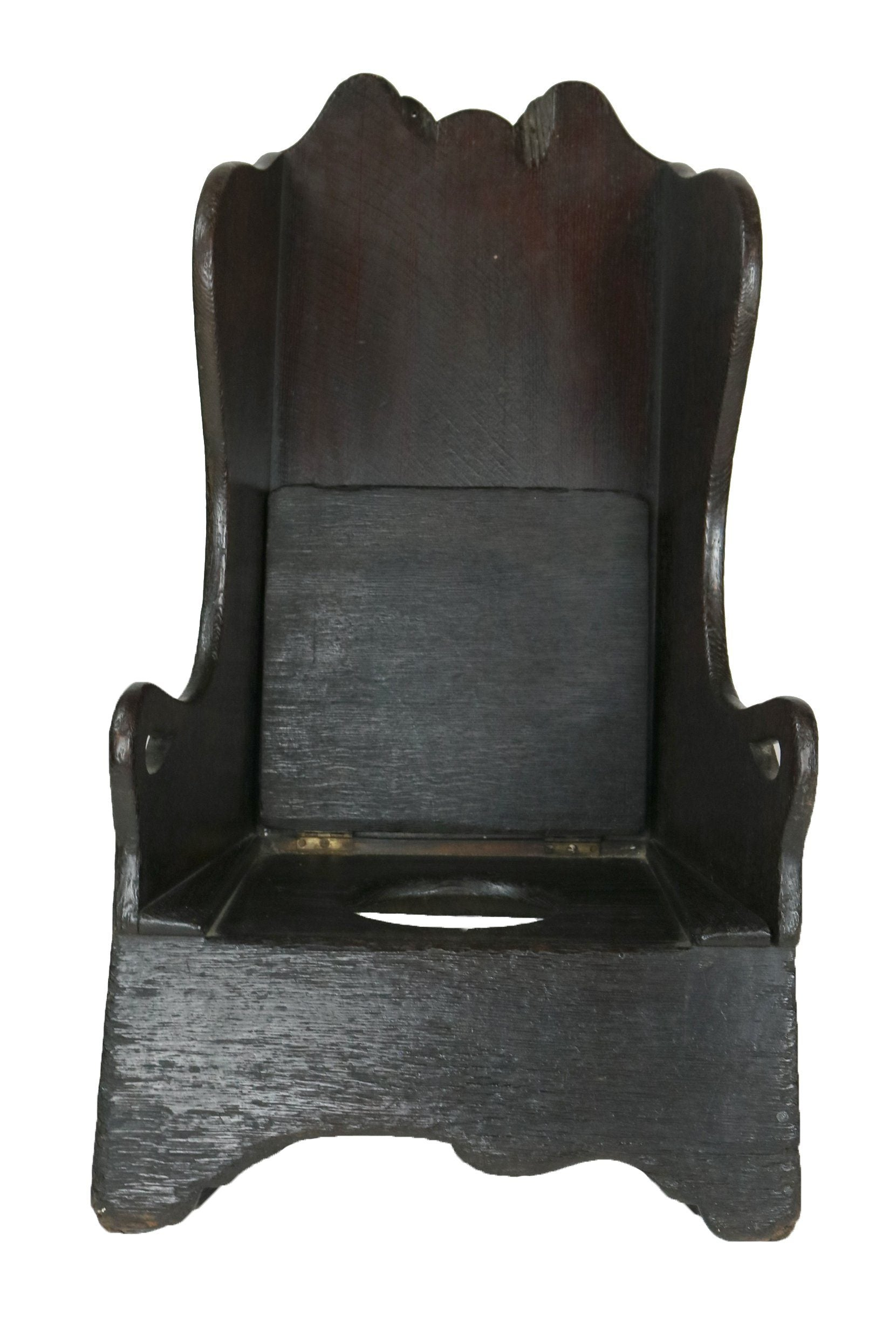 18th Century Child's Rocking Chair - A Modern Grand Tour
