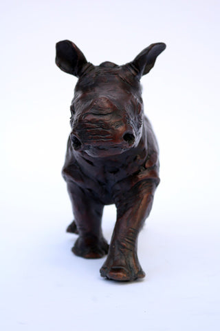 'Hope', a Bronze Sculpture by Bruce Little