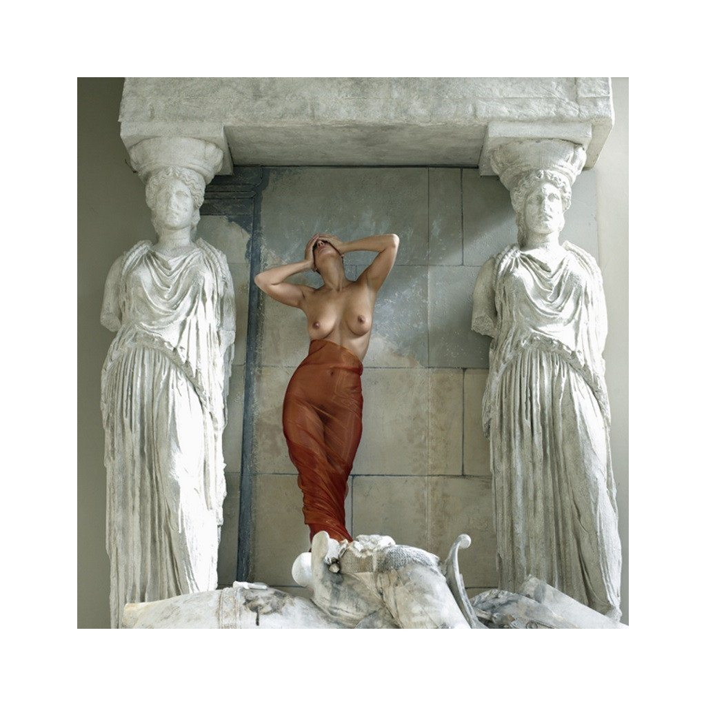 'Between Two Statues' John Swannell - 2011 - A Modern Grand Tour