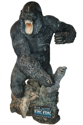 King Kong Model - A Modern Grand Tour