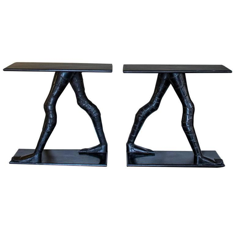 Pair of Knights Tables