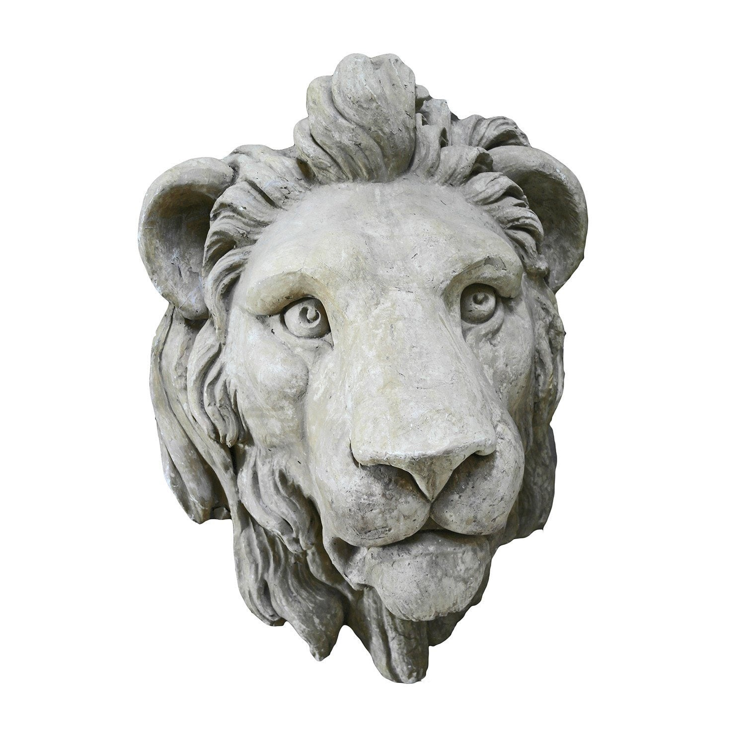 Minton Fountain Lion Head - A Modern Grand Tour