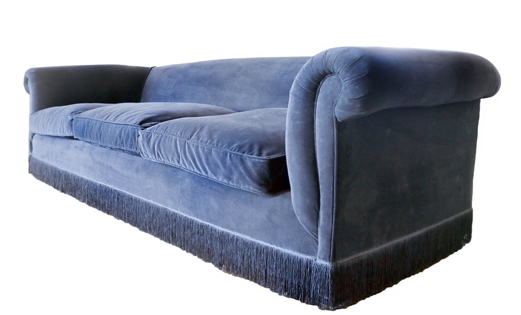 Mansion Chesterfield Sofa - A Modern Grand Tour