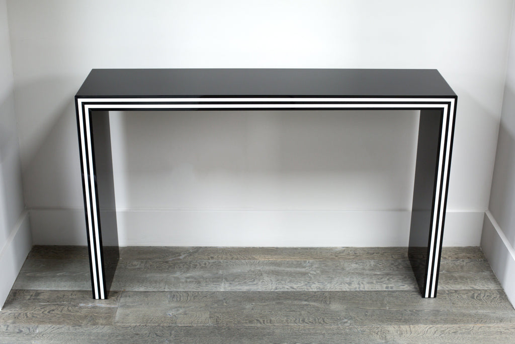 'Manhattan Console Table' by Dio Davies - A Modern Grand Tour