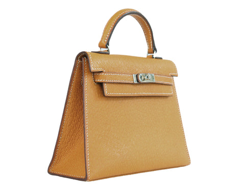 "Hermes Limited Edition Pig Skin ""Kelly"" - A Modern Grand Tour"